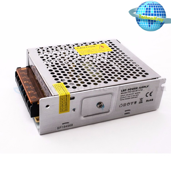 Блок питания Leds Power Supply PS120-W1V12