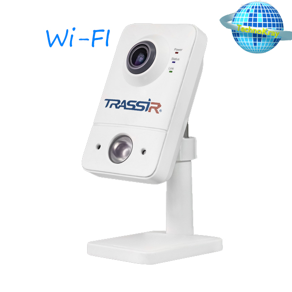 Беспроводная IP-камера TR-D7111IR1W (2.8 мм) с Wi-Fi
